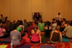 Iowa City Yoga Festival, Iowa City, IA