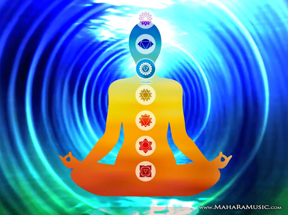 Chakra Alignment Meditation in 432 Hz by MahaRa