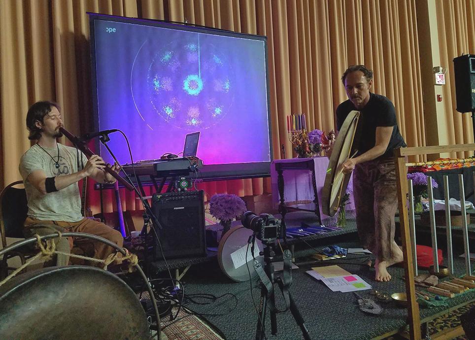 MahaRa - Sound Healing Workshop